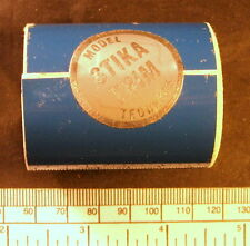 "50mm (2"") trimstrip - blue - 1175 mm long roll - 'Stika Trim' by Model Technics"