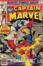 CAPTAIN MARVEL #51 FINE MARVEL COMICS GROUP