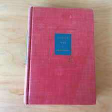 VANITY FAIR By William Makepeace Thackeray, The Modern Library, Hardcover