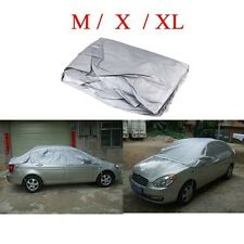Universal Waterproof Outdoor Car Top Roof Cover Sun Rain Dust Protection M/L/XL