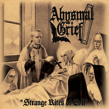 Abysmal Grief – Strange i riti of Evil (new*lim.200 Clear V. * DOOM * R. bizzarre)