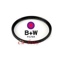 B+W BW B&W Schneider Kreuznach Clear Neutral Filter 007 MRC vergütet 52mm 52 mm