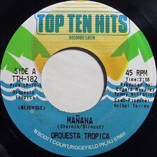 ORQUESTA TROPICA: LATIN SALSA / MERENGUE 45 on TOP TEN HITS: HEAR IT!