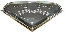 1956 1957 1958 1959 CHEVROLET TRUCK COMPLETE DASH CLUSTER ASSY. ALL NEW