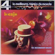 Buckingham Banjo 33 tours Decca Phase 4 Stéréo