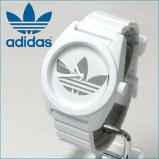 *Clearance*  Adidas Originals Santiago White Silicone Watch ADH2703