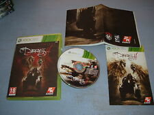 THE DARKNESS II EDITION LIMITEE XBOX 360 (Complet avec poster, envoi suivi)