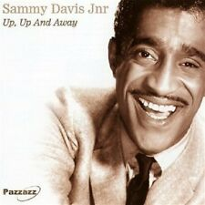 SAMMY DAVIS JR. - UP UP AND AWAY   CD NEU