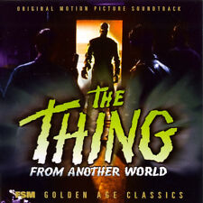 THE THING FROM ANOTHER WORLD - COMPLETE - LIMITED 3000 - DIMITRI TIOMKIN