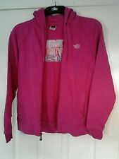 Ladies the north face hoodie jacket. Size : Large