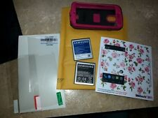 Samsung Galaxy Nexus Acs. LOT otterbox/skin ,screen protector, two extra battery