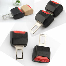 Car Seat Belt Extender Clip Extension Buckle Safety Alarm Eliminator for VW
