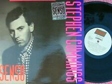 Stephen Cummings~Original OZ LP Senso VG+ 1984 Sports Alt Rock Pop