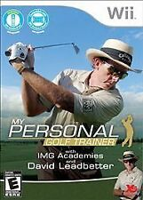 Wii My Personal Golf Trainer with David Leadbetter (PAL) by X-Digital Media