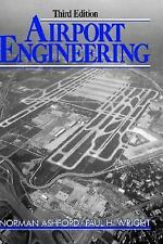 Airport Engineering by Norman J. Ashford and Paul H. Wright (1992, Hardcover,...