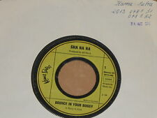 "SHA NA NA -Bounce In Your Buggy- 7"" 45 Kama Sutra Archiv mint"