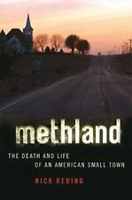 Methland: The Death and Life of an American Small Town-ExLibrary