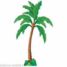 6ft Tropical Hawaiian Summer Party Palm Tree Jointed Cutout Decoration