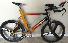 Cannondale Multisport 1000 Mavic Wheels 650C 56 cm Aluminum w/Carbon Fork