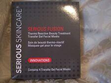 SERIOUS SKIN CARE SERIOUS FUSION FACIAL MASKS