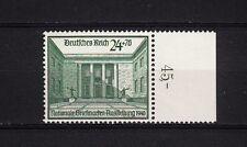 15386/ Deutsches Reich 1940 - Mi 743 - Neue Reichskanzlei - ** - M€ 36,00