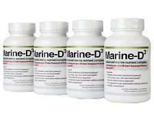 Marine-D3 | Anti Aging | Marine Essentials | Seanol-P | Omega-3 | Softgels x4