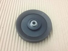 "Top Grade Pulley wheel for cable gym equipment multigym 4 1/2"" inch dia B190"