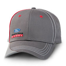 Ford Power Stroke Diesel Gray Mesh Hat