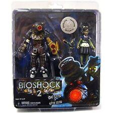 NECA Bioshock 2 TRU Exclusive Deluxe Action Figure Big Sister & Little Sister