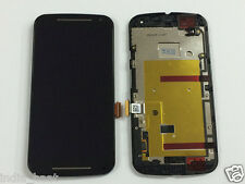 For Motorala Moto G2 2nd Gen LCD Display +Touch Screen Digitizer with FRAME
