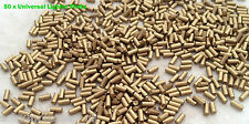 50 x Cigarette Lighter Gold Flints  Universal Clipper Lighters Accessories