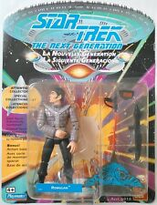 Star trek the next generation action figure Romulan by Playmates Sealed
