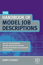 The Handbook of Model Job Descriptions