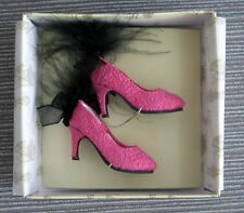 Beautiful Back Bow Pumps for Ellowyne Wilde NRFB shoes