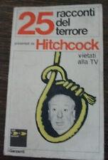 I Garzanti 551 del 08/04/1975 - 25 racconti del terrore presentati da Hitchcock