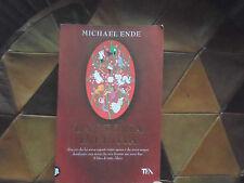 libro la storia infinita, Michael Ende
