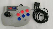 Original vtg. InterAct PC Arcade Pro fighting joystick controller SV-247 Windows