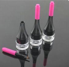 Women Empty Eyelashes Tube Mascara Container PETG Eyeliner Make-up Bottles Kit
