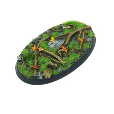 Windschlag Windfall bases 60mm Resin Ovalbases (1) Kromlech KRRB029