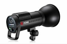 Jinbei HD610 TTL Battery Studio Strobe 600Ws with HSS and Fast Flash Duration
