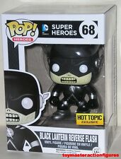 FUNKO POP DC UNIVERSE BLACK LANTERN REVERSE FLASH #68 HT EXCLUSIVE In Stock Now!