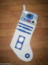 STAR WARS R2-D2 DROID CHRISTMAS~HOLIDAY STOCKING~NWT