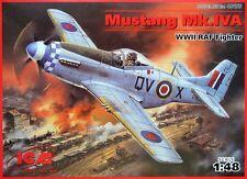 ICM 1/48 Mustang MK. IV bis RAF # 48155
