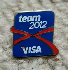 London 2012 pin badge