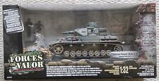FORCES OF VALOR TANKS 80017 GERMAN PANZER IV TANK 1/32 /  DRAGON KING COUNTRY