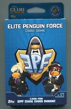 CLUB Penguin Pinguino-ELITE FORCE Gioco di Carte