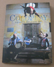GOLDPLAY Gravity,Release Me RARE ! DVD  FOLD OUT DIGIPAK  LIVE  2008-09