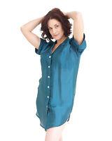 BNWT Womens Silk Mix Nightshirt - Nightwear!