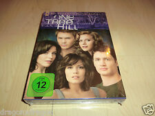 One Tree Hill Staffel / Season 5, 5 DVDs, ca. 774 Minuten, nagelneu in Folie