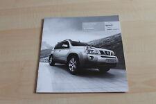 136478) Nissan X-Trail - Preise & tech. Daten & Ausstattungen - Prospekt 06/2007
